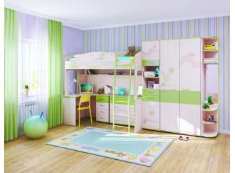Мебель для детской Акварель 2