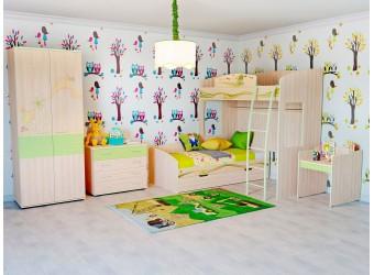 Мебель для детской Акварель 29