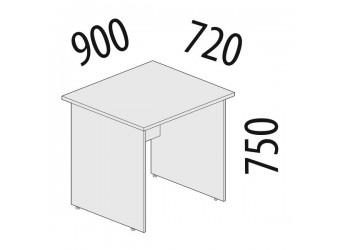 Рабочий стол Альфа 61.18 для офиса