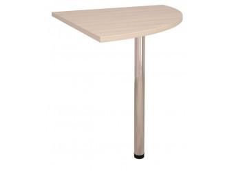 Угловая приставка для стола Альфа 63.13