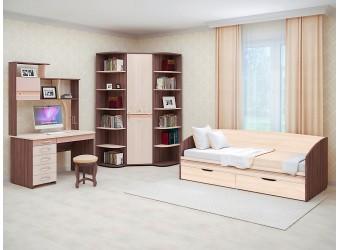 Мебель для детской Британия 14
