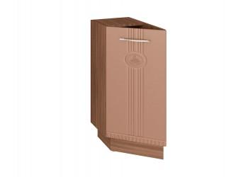 Шкаф кухонный угловой Афина 18.65 левый (торцевой)