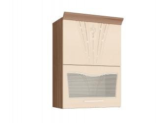 Шкаф-витрина Афина 18.80 (с системой плавного закрывания)