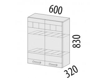 Шкаф-сушка кухонный Аврора 10.01.1