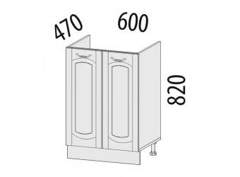 Шкаф под мойку Глория 03.50