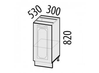 Шкаф кухонный напольный Милана 23.55
