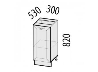 Шкаф кухонный напольный Оливия 72.55