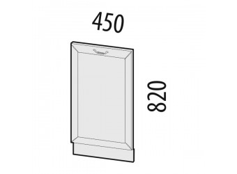 Панель для посудомоечной машины Оливия 72.70