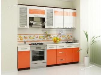 Кухонный гарнитур Оранж 13