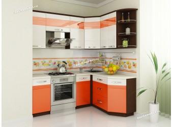 Кухонный гарнитур Оранж 14