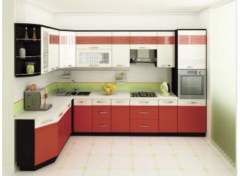 Кухонный гарнитур Оранж 17