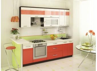 Кухонный гарнитур Оранж 19