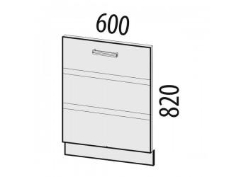 Панель для посудомоечной машины Палермо 08.69.1