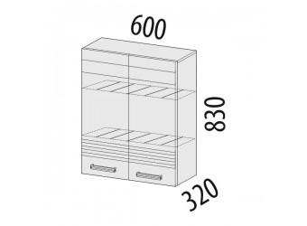 Шкаф-сушка кухонный Рио 16.01.1