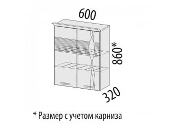 Шкаф-сушка кухонный Софи 22.01