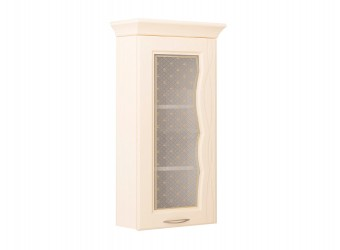 Шкаф-витрина кухонный угловой Софи 22.16 левый (торцевой)