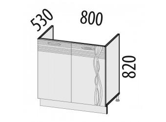Шкаф под мойку Софи 22.51