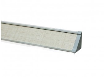 Плинтус для столешницы ПЛ 11 с заглушками (150 см)