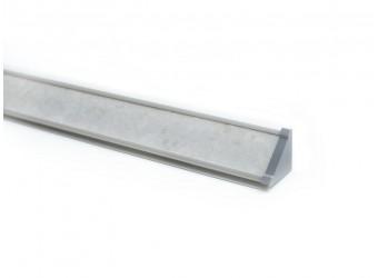 Плинтус для столешницы ПЛ 12 с заглушками (150 см)