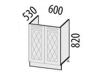 Шкаф под мойку Тиффани 19.50
