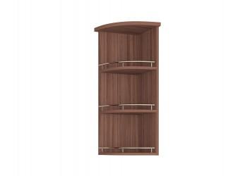 Шкаф кухонный угловой Тропикана 17.18 (торцевой)