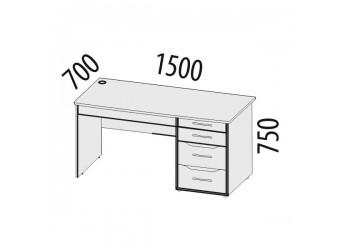 Компьютерный стол Мегаполис 55.24