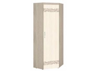 Угловой шкаф для одежды Мэри 39.04 правый