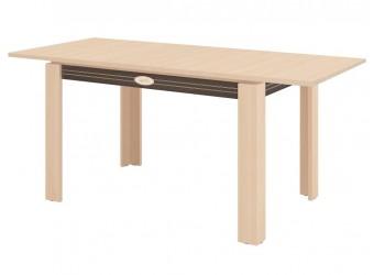 Раздвижной обеденный стол Орфей 14.13 дуб кобург