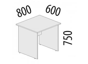 Рабочий стол Рубин 41.44 для офиса