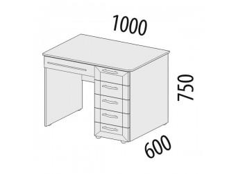 Компьютерный стол Тиффани 93.26