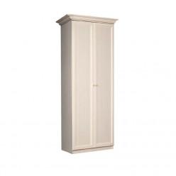 Двухстворчатый шкаф для одежды Амели АММ-2 (штрих-лак)