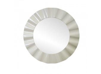 Настенное зеркало 1713 (2) (белое)