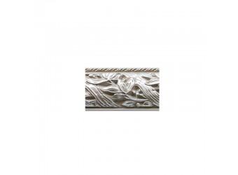 Прикроватная тумба Тиффани Премиум ТФТП-2(П) (слоновая кость, серебро)