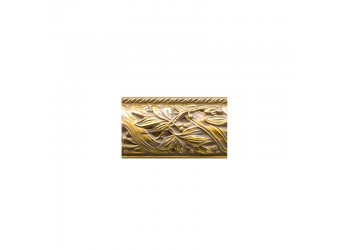 Прикроватная тумба Тиффани Премиум ТФТП-2(П) (слоновая кость, золото)