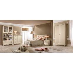 Мебель для детской Амели 2 (штрих-лак)