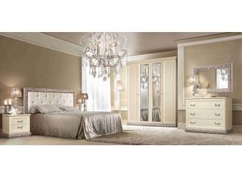 Спальня Тиффани (штрих-лак, серебро)