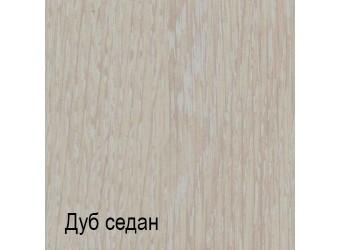Трехстворчатый шкаф для одежды с зеркалом Венеция ВНШ1/3 (дуб седан)