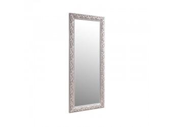 Настенное зеркало Тиффани Премиум ТФ/02(П) (серебро)